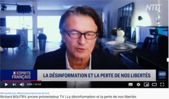 رسانههای خبری روزنامهنگار باتجربه و قدیمی فرانسوی: ترامپ باتلاقی را پاکسازی میکند که آن باتلاق نسلهای آینده را به خطر  تقلب در انتخابات