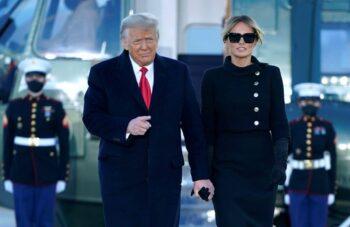 ترامپ رئیس جمهور آمریکا، ساعاتی قبل از مراسم تحلیف در تاریخ ۲۰ ژانویه، واشنگتن را به مقصد فلوریدا ترک کرد. ما دوباره همدیگر را خواهیم دید