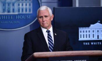 نتایج انتخابات مایک پنس، معاون رئیس جمهور آمریکا، روز چهارشنبه در بیانیهای گفت که معتقد نیست که دارای «اختیار یکجانبه» برای تصمیمگیری در