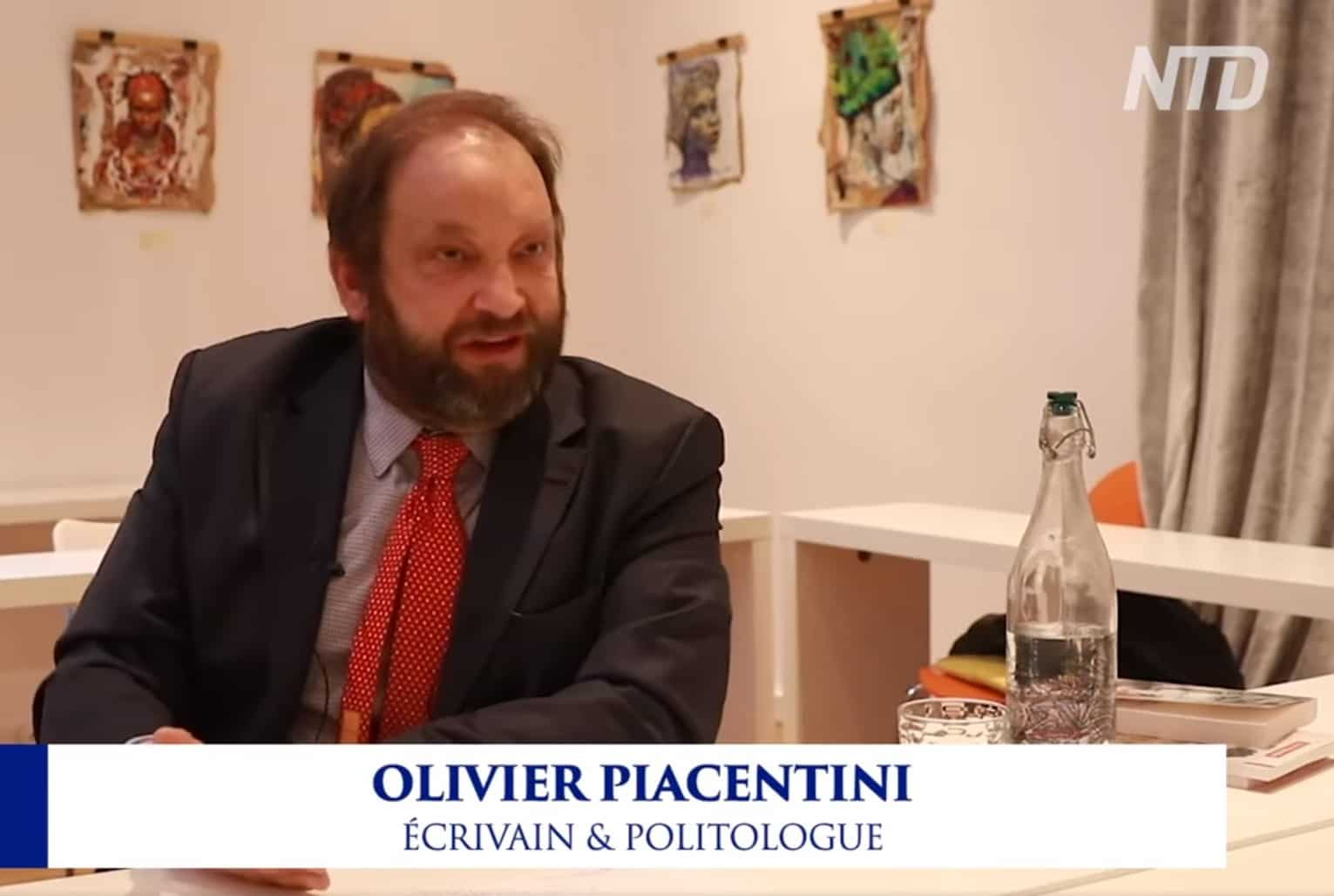 کمونیسم اولیویه پیاسنتینی، نویسنده و پژوهشگر سیاسی فرانسوی، در مصاحبه اخیرش با تلویزیون انتیدی خطر کمونیسم و گسترش آن به سراسر جهان را اعلام
