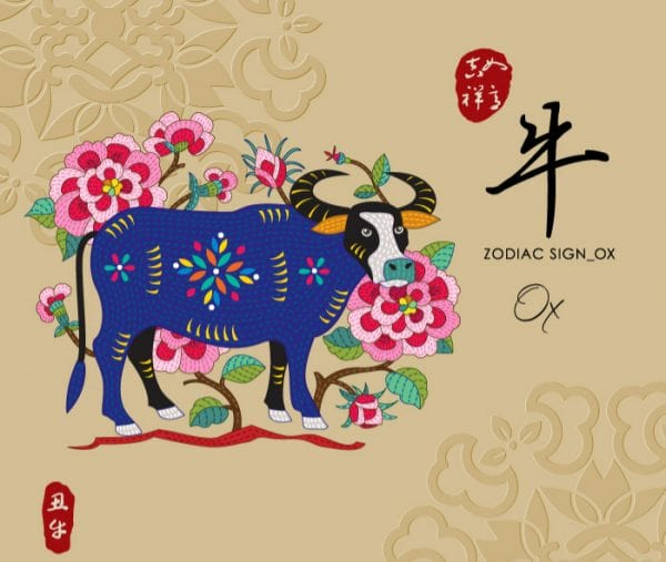 12 Chinese zodiac signs – Ox (Sprout2911/Shutterstock)