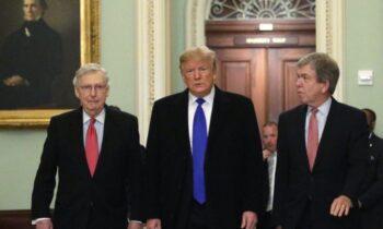 رئیس جمهور پیشین آمریکا در بیانیهای کاملاً صریح، از رهبر اقلیت سنا، میچ مک کانل انتقاد کرد و گفت که حزب جمهوریخواه در آینده با در اختیار