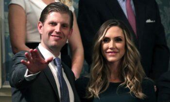 لارا ترامپ، عروس دونالد ترامپ، پس از آنکه سناتور ریچارد بور به محکومیت ترامپ در دادگاه استیضاح رأی داد، اکنون میتواند به عنوان یک رقیب برای