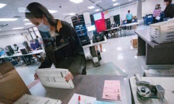 سوابق انتخاباتی سنای آریزونا لایحهای را برای افزایش اختیارات قانونگذاران ایالتی در بررسی انتخابات تصویب کرد ررسی کامل قانونی از سیستمهای