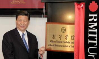 کنفوسیوس دولت بایدن قانونی را که توسط دولت ترامپ برای حفاظت از آزادی علمی ایالات متحده در برابر تهدید موسسههای چینی کنفوسیوس پیشنهاد شده
