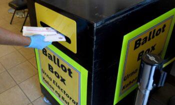 رای پستی نود هزار برگه رای در بزرگترین ناحیه ایالت نوادا به آدرسهای اشتباهی فرستاده شده و برگشت خوردند محافظهکاران مخالفت با این لایحه