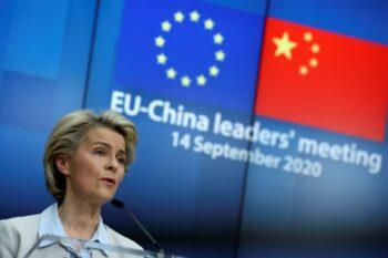 اروپایی چند روز پس از آغاز تحریمهای هماهنگ ایالات متحده و متحدانش علیه مقامات چینی متهم به نقض حقوق بشر در منطقه غربی شینجیانگ، ایالات