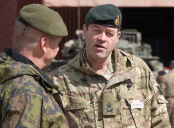 ابتکار عمل به گفته یکی از افسران ارشد ارتش بریتانیا: «اگر بریتانیا و غرب همچنان به واگذاری ابتکار عمل استراتژیک به رقبایی چون چین و روسیه