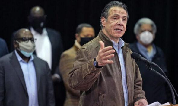 استعفا فرماندار نیویورک با فشار جمهوریخواهان و حزب خود برای استعفا روبرو است، زیرا سه زن او را به آزار و اذیت جنسی متهم کردند و دولت ایالت