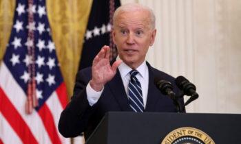 کاندیداتوری جو بایدن، رئیس جمهور آمریکا، روز پنجشنبه، پس از بیش از دو ماه از شروع ریاست جمهوریاش، اولین کنفرانس مطبوعاتی خود را برگزار