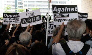 شهروندان مجلس نمایندگان آمریکا با تصویب قطعنامهای، سرکوب مداوم مردم هنگ کنگ توسط پکن را محکوم کرد ما آمریکاییها در حمایت از مردم هنگ
