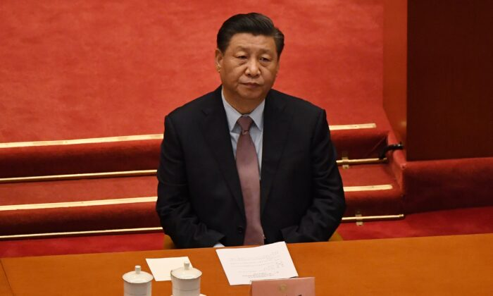 اینترنت بر اساس اسناد داخلی دولت که اخیراً بدست اپک تایمز رسیده است، رهبر چین، شی جین پینگ شخصاً رژیم کمونیستی را به تمرکز تلاشهایش