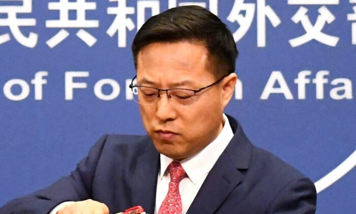 آزمایشگاه سخنگوی وزارت امور خارجه چین ادعا میکند محققان آزمایشگاه ووهان لیاقت دریافت جایزه نوبل را دارند. این ادعا پس از درخواستهای متعدد