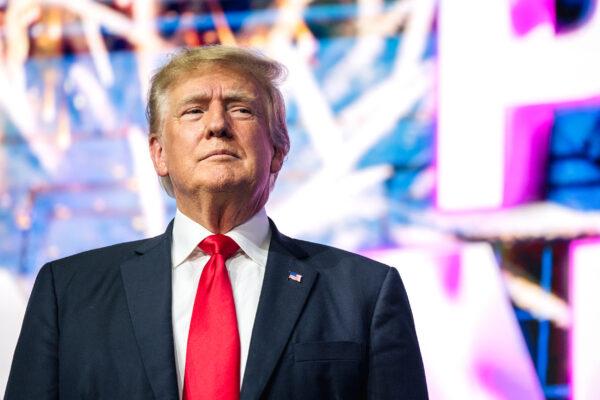 ممیزی ترامپ در سخنرانی خود در رویدادی در فونیکس با عنوان «تجمع برای درستی انتخابات»، گفت که سنای ایالت متحده با صدور اجازه بازرسی از آرای