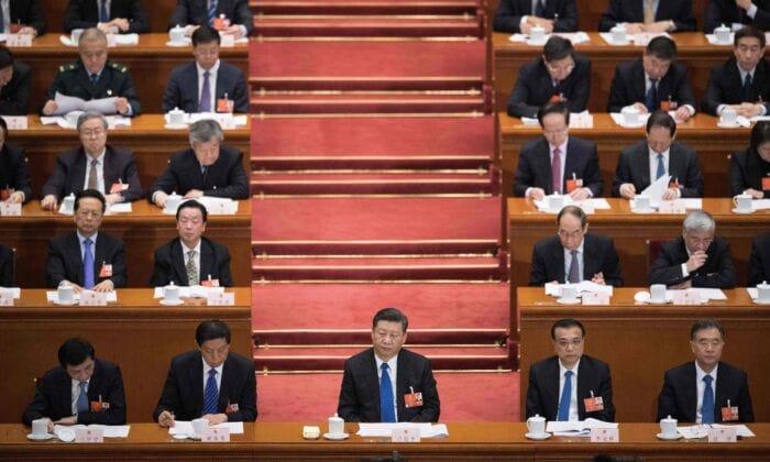 حزب کمونیست رژیم کمونیستی چین در ۷۰ سال گذشته هرگز آمریکا را دوست خود درنظر نگرفته است «نظام تمامیتخواه» حاکم بر چین، بزرگترین تهدید برای