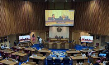 بازرسی روز جمعه، فن در جریان جلسه استماع گفت که این با موانع نابهجایی از جانب شهرستان ماریکوپا مواجه شد که به منظور جلوگیری از