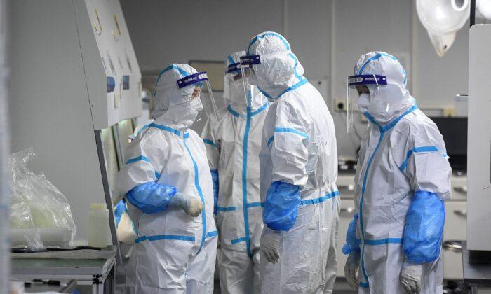 همکاری در پی انتشار اسناد جدیدی که نشان میدهند سرمایهگذاری ایالات متحده در مؤسسه ویروسشناسی ووهان، که در کانون نظریه شیوع همهگیری