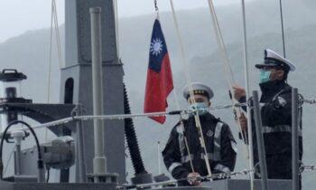هواپیمای نظامی چین جتهای بمب افکن و جنگده خود را به منطقه پدافند هوایی تایوان میفرستد مقامات پیشین ایالات متحده از بابت رویداد یادشده
